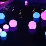 インスタ映えに  LEDボール はいかがですか?