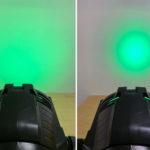 新LED機材、18*12W RGB ズーム付 LEDの紹介
